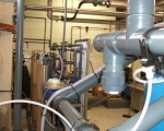Pipe Fitting - pvc water softening system