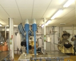 Pipe Fitting - extraction pipework