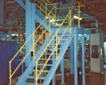 Platforms and Gantries - industrial access platform