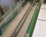 Bespoke Production Line Machinery - foam slicer